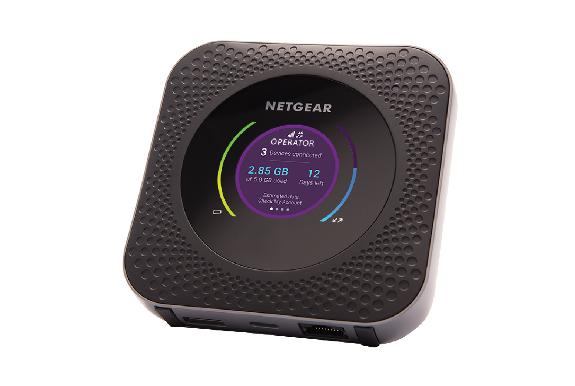 Nighthawk<sup><sup>®</sup></sup> M1 mobiele router