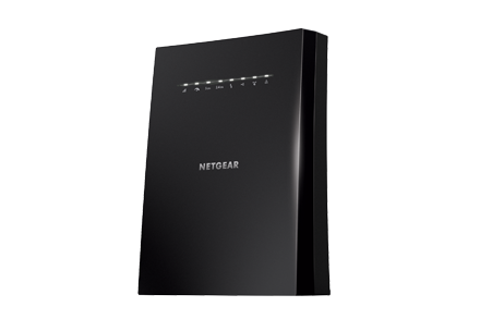 Nighthawk<sup><sup>®</sup></sup> X6S Tri-Band WiFi Range Extender
