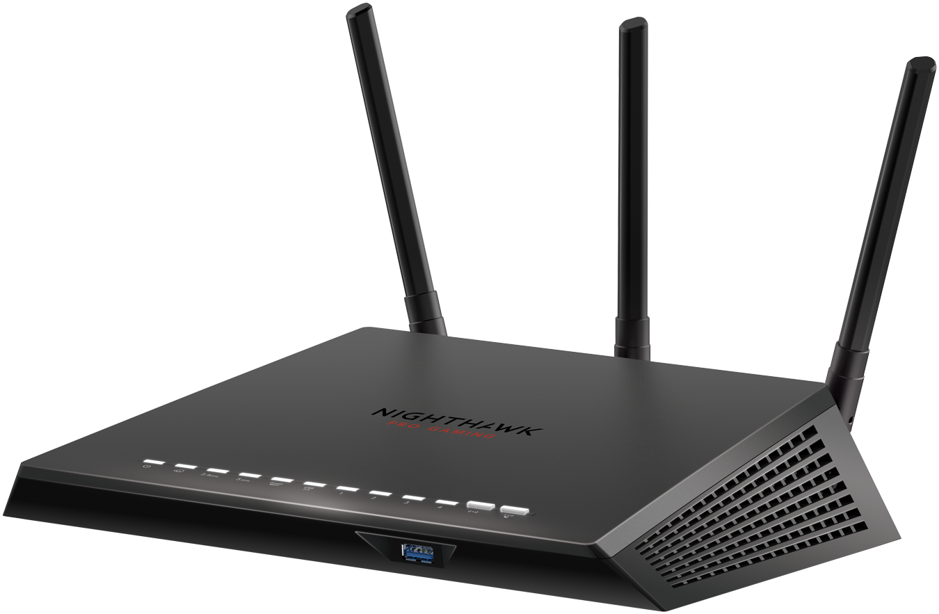 AC1750-Nighthawk PRO GAMING WiFi