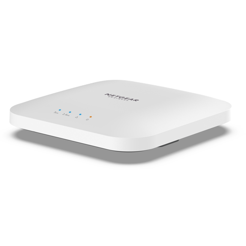 WiFi 6 AX1800 Dual Band-Access Point voor wand-/plafondmontage